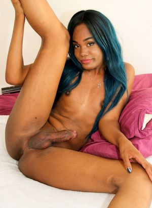 black tranny sex