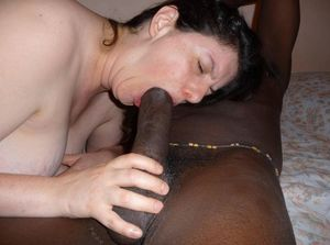 wife big black cock