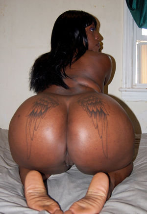 big ass black chicks