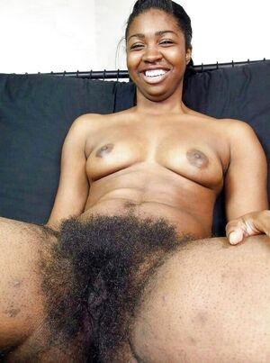 hairy pussy black