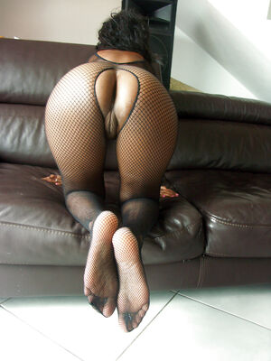 black girl white panties