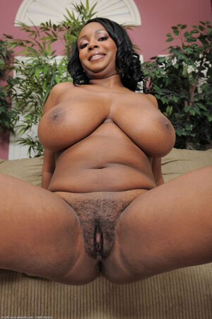 thick black girl pussy