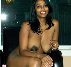 hard black nipples