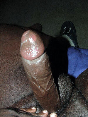 black pussy on white cock