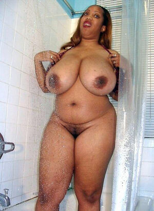 Incredible photos of naked fat black mature women giving you some amateur photos.