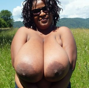 ebony bbw big clit