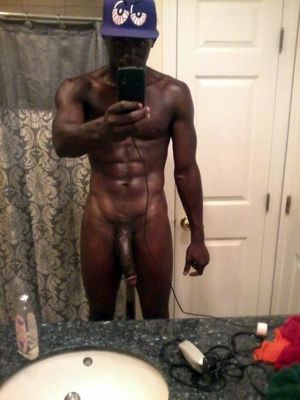 black muscle hunks