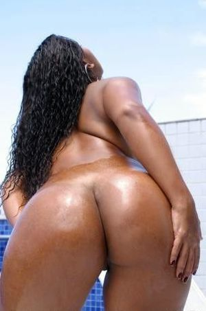 ebony latina ass