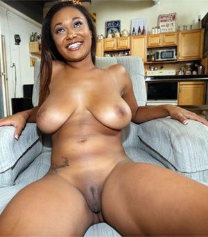 sexy ebony amatuer