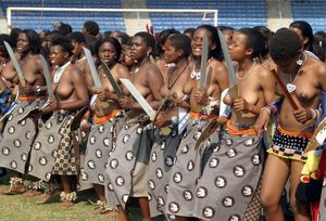 naked african tribal girls