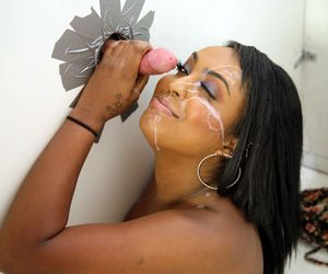 black girl facials