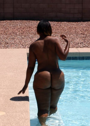 big booty black female porn